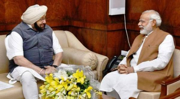 Amarinder welcomes reports of PM's Directives to Niti Aayog on Farm debt waiver