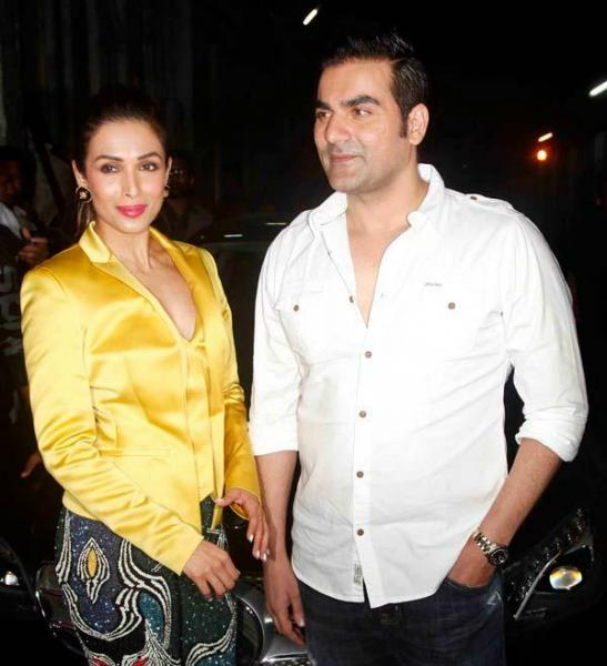 Malaika-Arbaaz confirm their separation in a joint statement