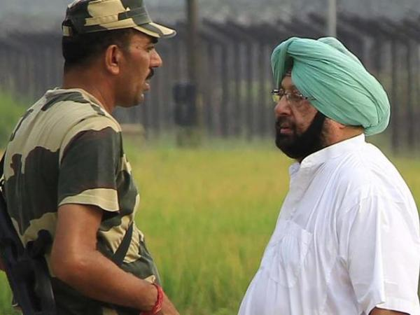 Capt demands free hand for Army to respond suitably to barbaric acts against Jawans