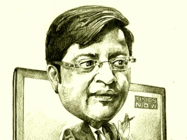 An Engine Of Cowardice - Arnab Goswami's treachery towards the Indian Constitution