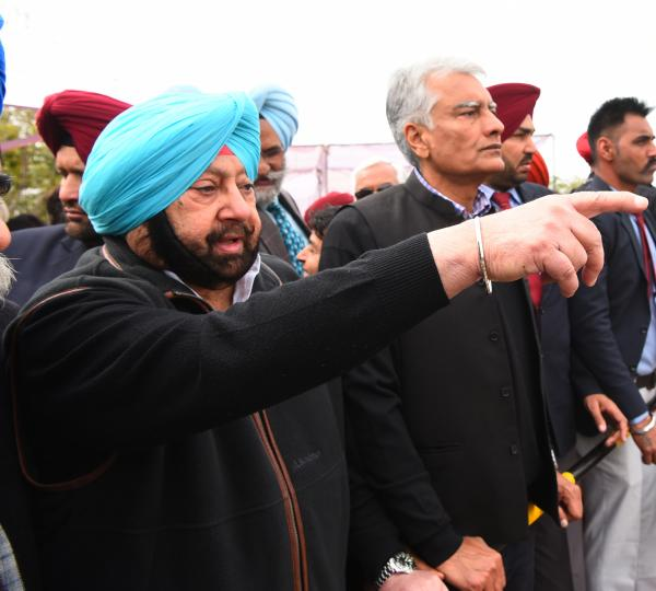 Rebels will be shunted out of Congress: Amarinder