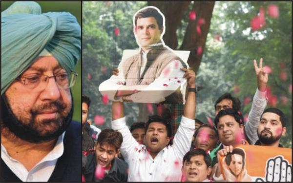 Congress 3, BJP 0 — What should be Amarinder Singh's gameplan?