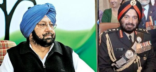 Ex-servicemen hit out at Gen JJ Singh over despicable personal attacks on Capt Amarinder