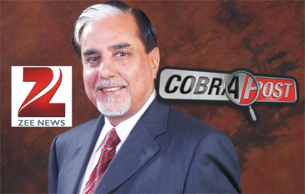 Cobrapost revelations: How Zee Punjabi made a deal to harm Akali Dal?