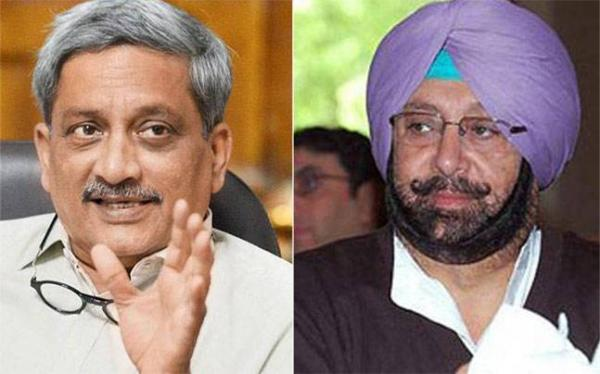 If Parrikar can't keep mouth shut, PM should replace him: Capt Amarinder