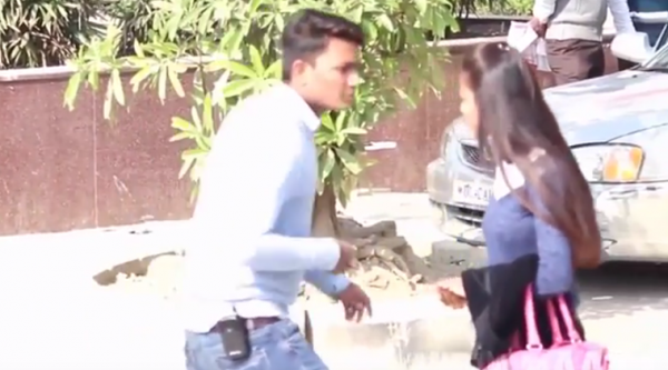 YouTube 'kissing prankster' case: FIR filed against Youth for forcibly kissing women in Public