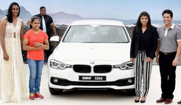 Rio Olympic star Dipa Karmarkar returns BMW presented by Sachin Tendulkar