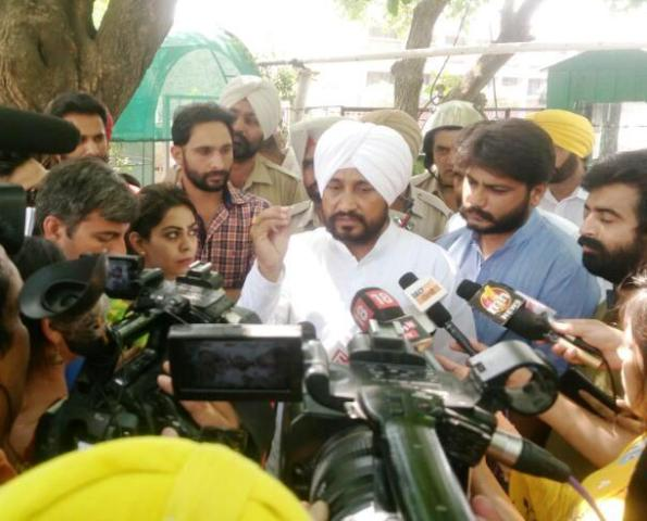 Modi Govt responsible for privatization of education system: Channi