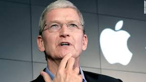 Apple CEO Tim Cook's pay cut by 15% as iPhone sales fall