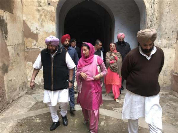 Patiala gets Rs 30 crore for revamping of roads