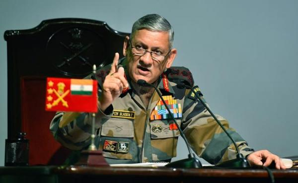 Army chief should do what he's supposed to do, not give us sermons on education: J&K govt