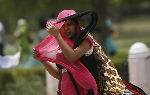 Heat wave in India: What to expect and how to survive it