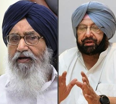 Badal's advice to Captain; Keep it cool, Buddy!