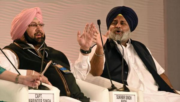 Amarinder lambasts Sukhbir Badal for unleashing anti-people agenda