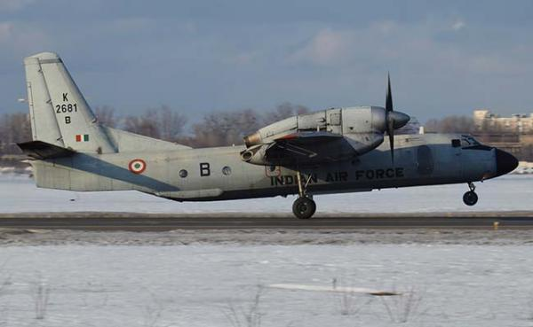 Indian Air Force's AN-32 Plane With 29 On Board Goes Missing