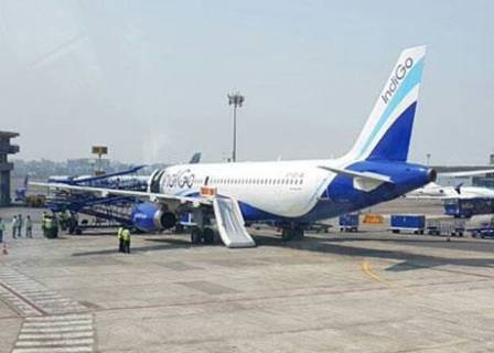 IndiGo passenger opens emergency exit moments before take-off, 1 injured