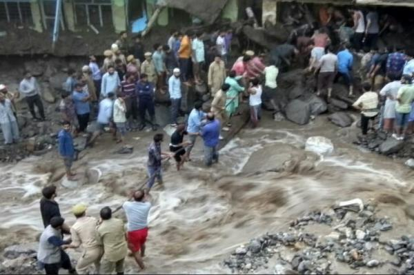 Three Dead, Several Missing After Cloudburst in Jammu & Kashmir's Doda