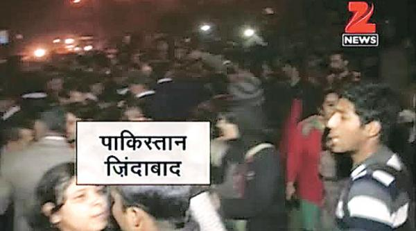JNU videos : Delhi govt plans to file case against TV channels
