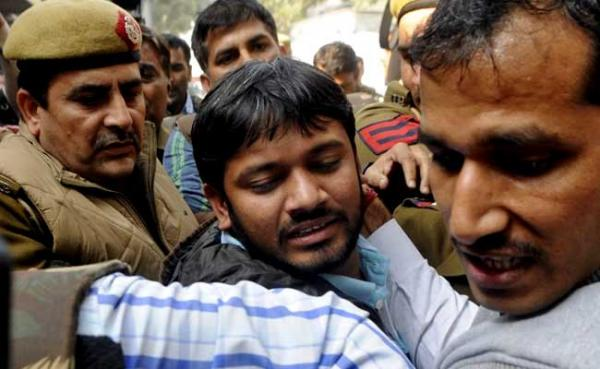 Delhi HC grants 6 months bail to JNU student leader Kanhaiya in sedition case