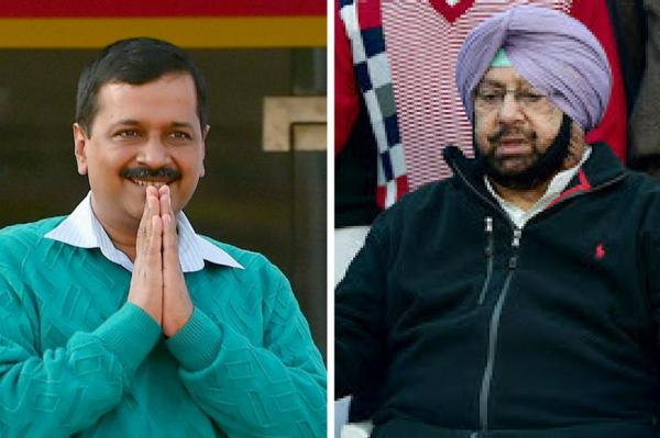 Name your CM candidate if you're sincere about Punjab's welfare, Amarinder dares Kejriwal