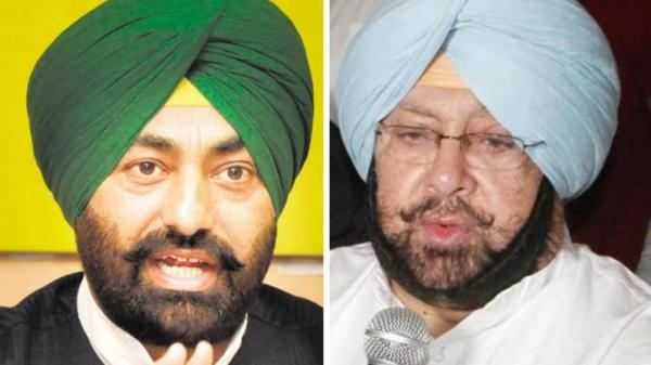 "Order probe into son's involvement in the ""Goonda"" tax scam: Khaira to Amarinder"