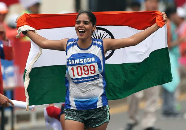 On The Road To Rio:  Olympian Khushbir Kaur