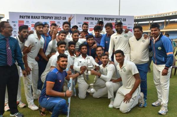Gutsy Vidarbha create history, beat Delhi to clinch maiden Ranji Trophy title