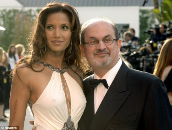 Salman Rushdie called me a 'bad investment' : Padma Lakshmi