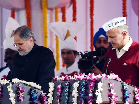 Delhi L-G asks Sisodia to 'return immediately' from Finland