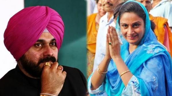 Tell Punjabi's how many days you spent in Punjab in last 15 years: Harsimrat to Sidhu