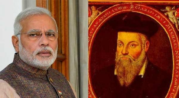 Nostradamus Predicted Narendra Modi Rule Till 2026, Claims Rijiju
