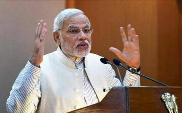 Dialogue is the only way to resolve conflicts: PM Modi