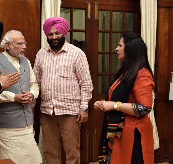 'The burden is over' : Dr. Navjot Sidhu announces resignation from BJP;