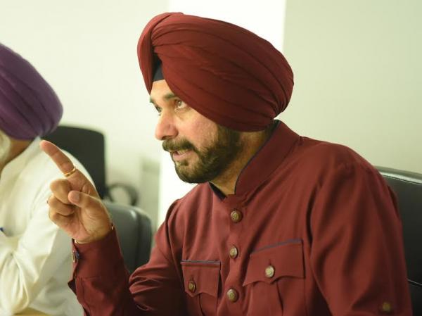 Ensure clean and green environment in Punjab cities: Sidhu