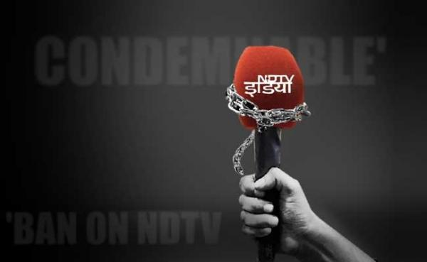 I&B Ministry puts NDTV India ban on hold