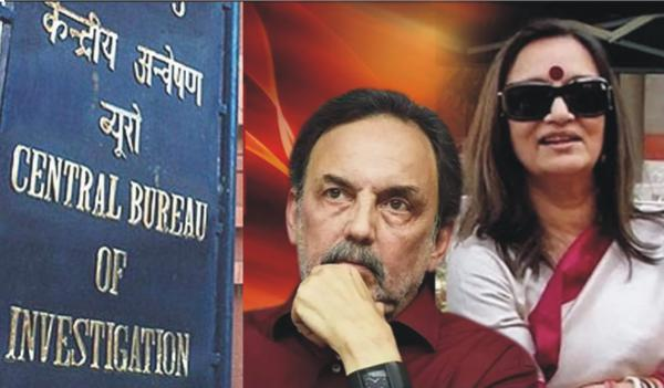 CBI books NDTV's Prannoy Roy, Radhika Roy and others for alleged FDI norms violation