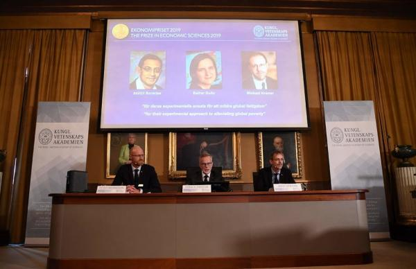 Nobel Prize in Economics won by Banerjee, Duflo and Kremer for fighting poverty