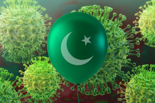 MORE DANGEROUS THAN COVID-19 — A Green Balloon, & a Message In Urdu