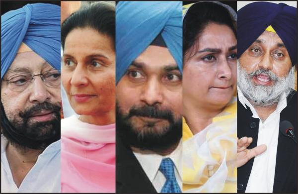 As two women wait with baited breath, Punjab all set for mummy of all exit polls on May 23 evening