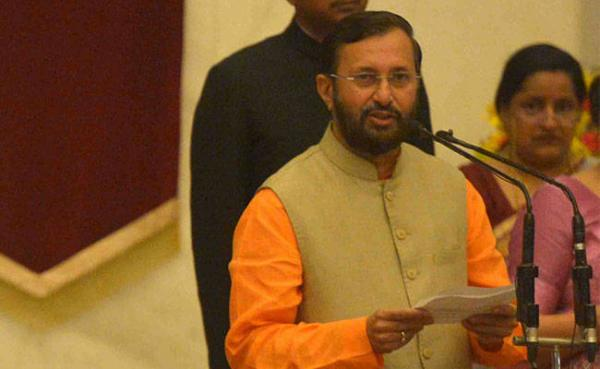 Prakash Javadekar promoted to Cabinet, 19 new ministers sworn in