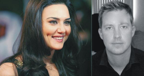 Preity Zinta gets Married in Los Angeles