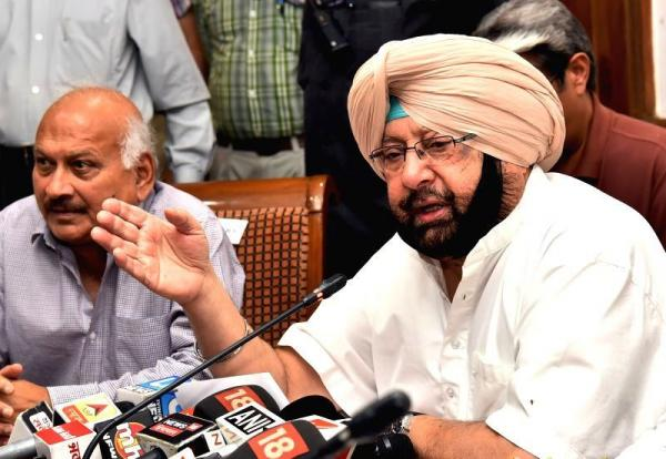 Personally feel Majithia involved in drugs trade but can't act without evidence: Amarinder