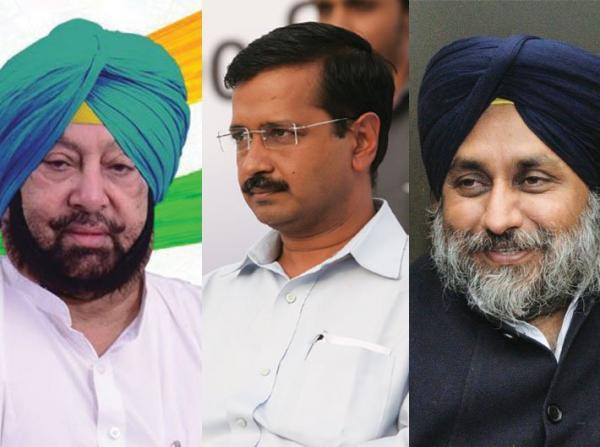 Amarinder, Badals, AAP — Every party in Punjab is now an Akali Dal