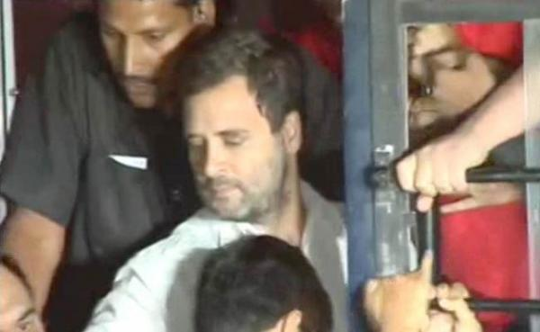 OROP row: Rahul Gandhi detained for second time after ex-soldier's 'suicide'