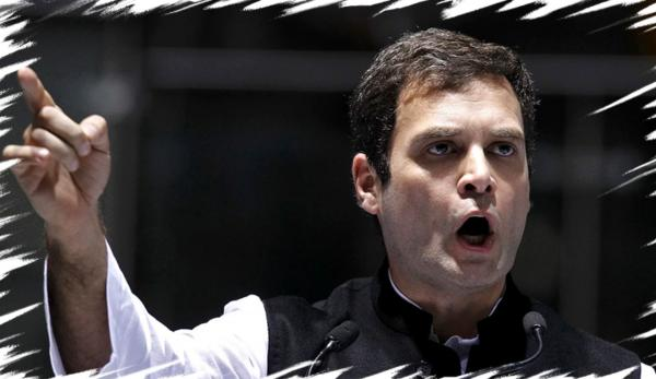 Centre's Notice To Congress President Rahul Gandhi Over Complaint About Foreign Citizenship