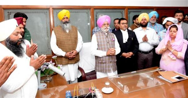 CM orders judicial inquiry into charges against Rana Gurjit