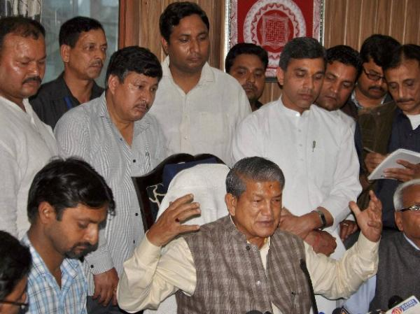 Uttarakhand : Harish Rawat wins some, loses some