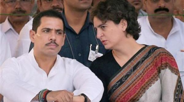 Robert Vadra made Rs 50 crore illegal profit from land deal in Haryana, says report