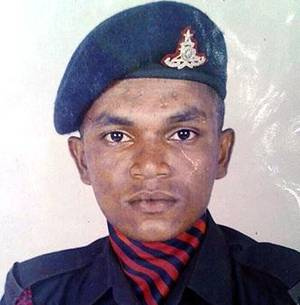 Army jawan found dead after accusing senior officers of harassment in a sting operation
