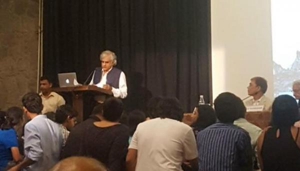 Sainath takes up a zero TRP subject, again, and manages to shock